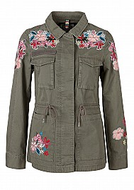 Q/S designed by Embroidery-Jacke