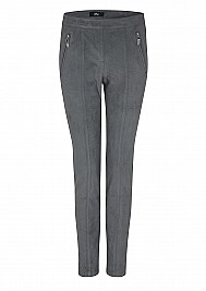 s.Oliver BLACK LABEL Velours-Hose
