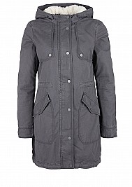 Q/S designed by 2-in-1-Parka
