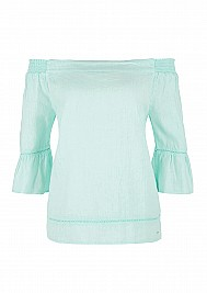 s.Oliver Off Shoulder-Bluse