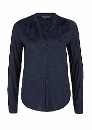 get it on Jacquard-Bluse