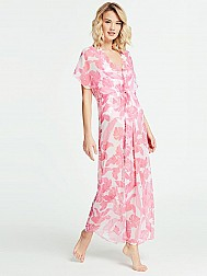 Guess Wickelkleid Allover-Print